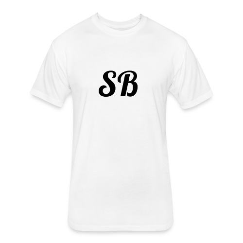 Sb classic - Fitted Cotton/Poly T-Shirt by Next Level