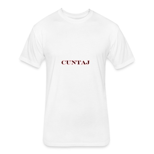 Brand - Fitted Cotton/Poly T-Shirt by Next Level