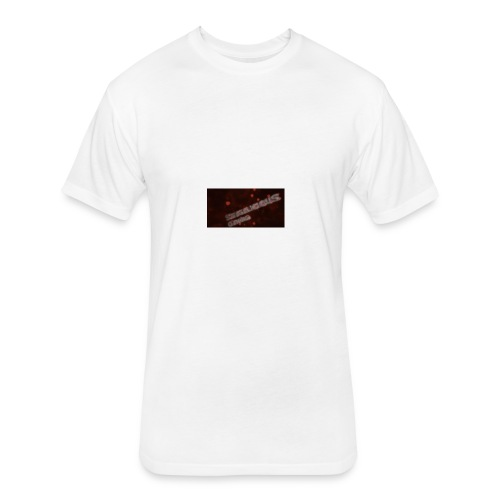 swagalicious gaming merch - Fitted Cotton/Poly T-Shirt by Next Level