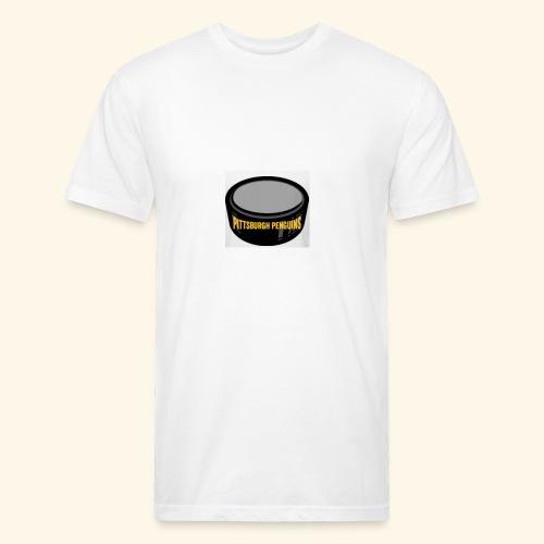 FF774073 D06C 41A7 88E2 C500B20232F2 - Fitted Cotton/Poly T-Shirt by Next Level