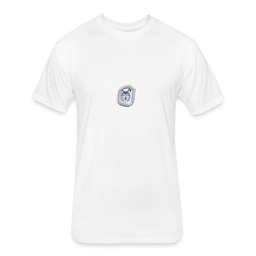 allusius future 1 - Fitted Cotton/Poly T-Shirt by Next Level