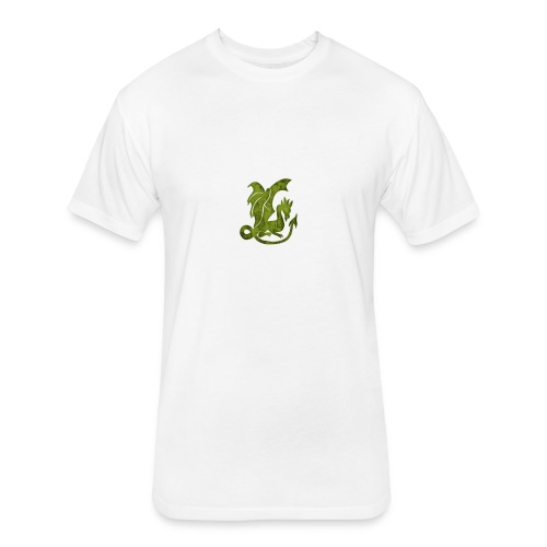 81FC773B E206 4DB3 877D 04FF2F69A103 - Fitted Cotton/Poly T-Shirt by Next Level