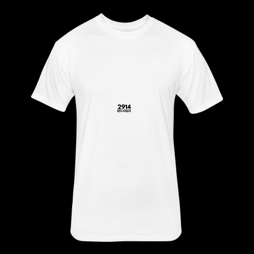 2914 Records Shirt 2018 - Fitted Cotton/Poly T-Shirt by Next Level