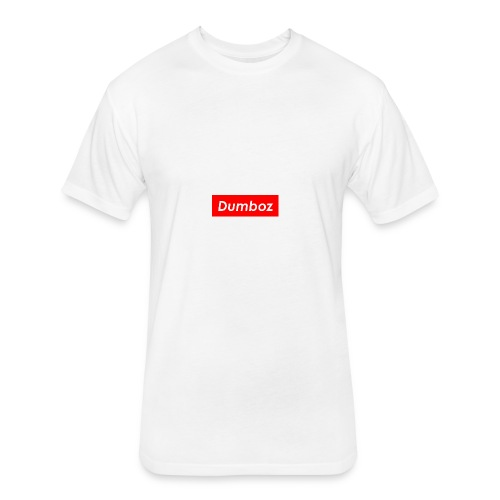 supreme dumbo - Fitted Cotton/Poly T-Shirt by Next Level