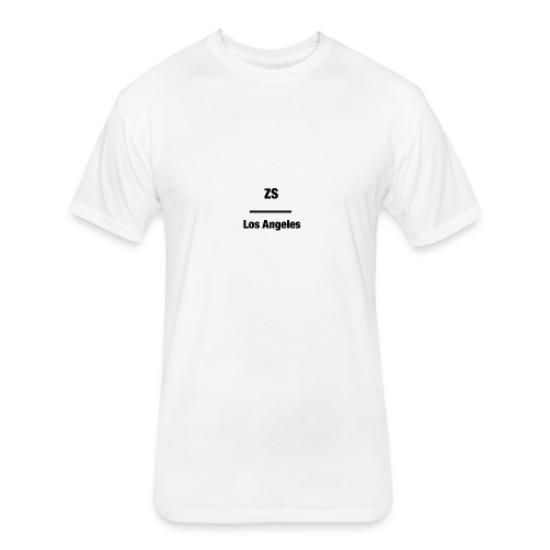 ORIGINAL - Fitted Cotton/Poly T-Shirt by Next Level