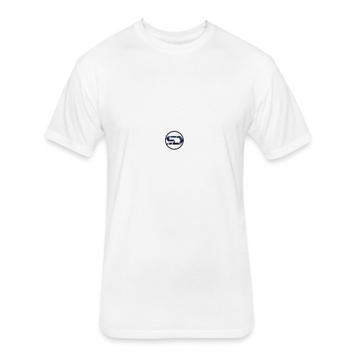 SalvoDev - Fitted Cotton/Poly T-Shirt by Next Level
