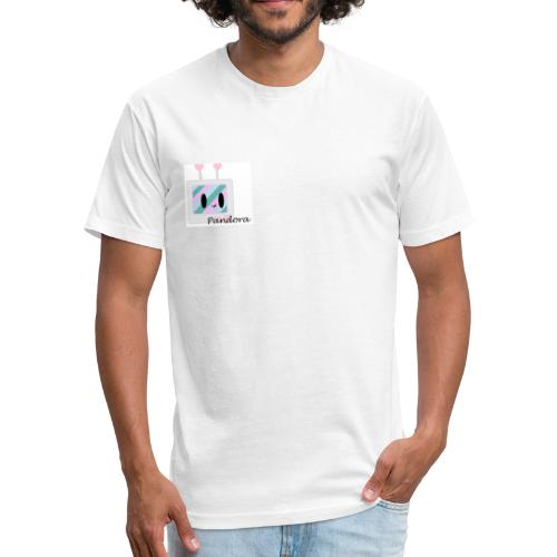 Pandora Headshot - Fitted Cotton/Poly T-Shirt by Next Level