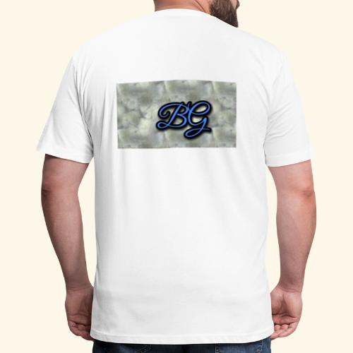 The official fan merch - Fitted Cotton/Poly T-Shirt by Next Level
