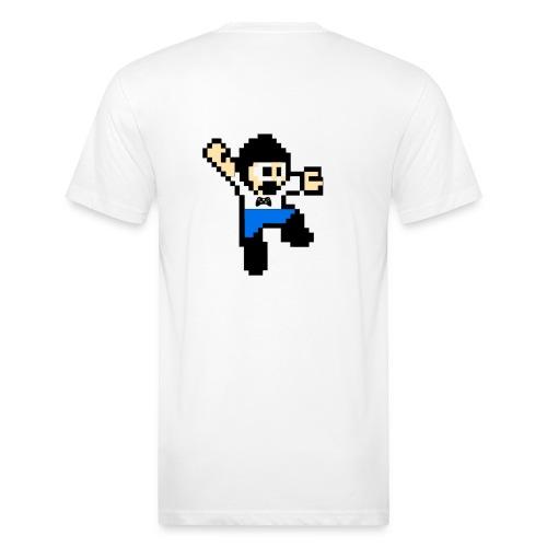 MegashotRomero - Fitted Cotton/Poly T-Shirt by Next Level