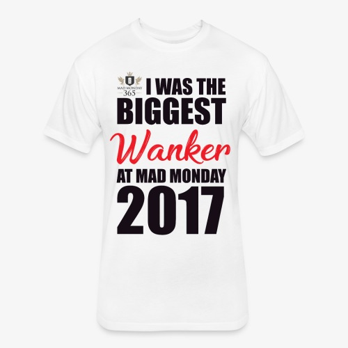 Mad Monday 2017 - Fitted Cotton/Poly T-Shirt by Next Level
