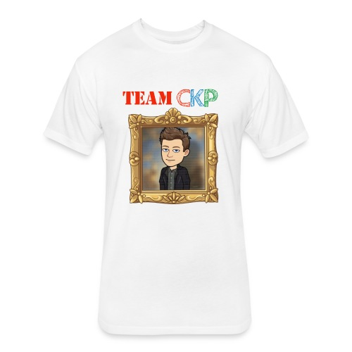 Team CKP Shirts - Fitted Cotton/Poly T-Shirt by Next Level