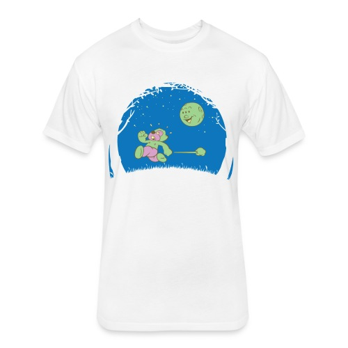 Moonshadow 2: No Escape - Fitted Cotton/Poly T-Shirt by Next Level