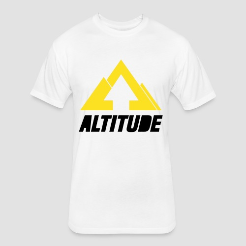Empire Collection - Yellow 2 - Fitted Cotton/Poly T-Shirt by Next Level