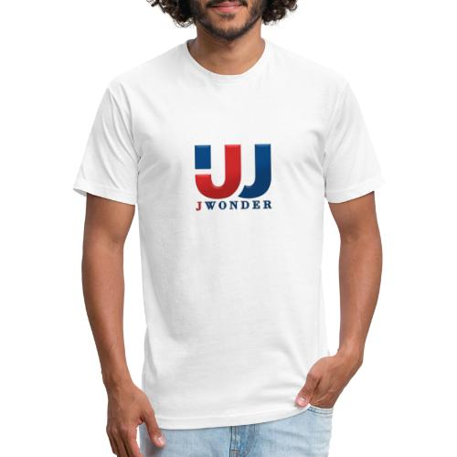 jwonder brand - Fitted Cotton/Poly T-Shirt by Next Level