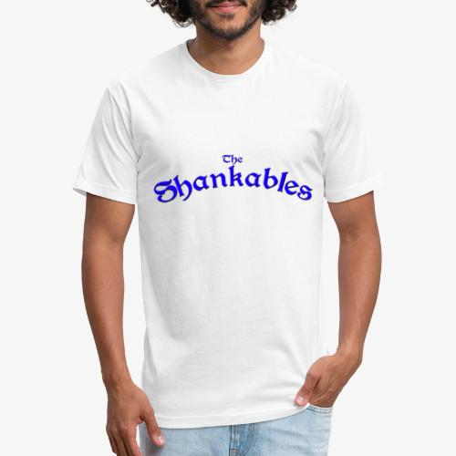 The Shankables Logo - Fitted Cotton/Poly T-Shirt by Next Level