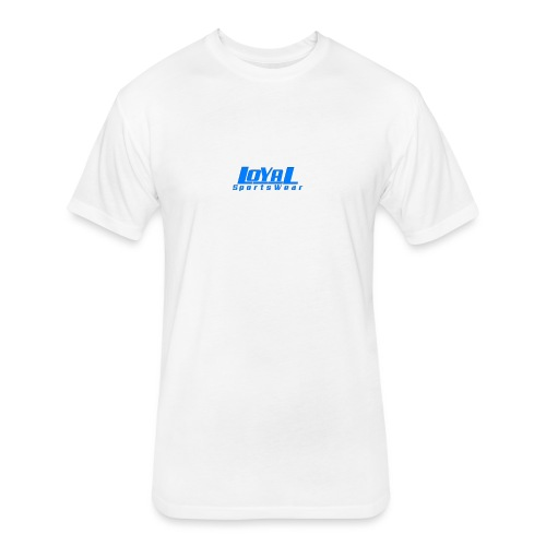 LOYALSPORTS - Fitted Cotton/Poly T-Shirt by Next Level