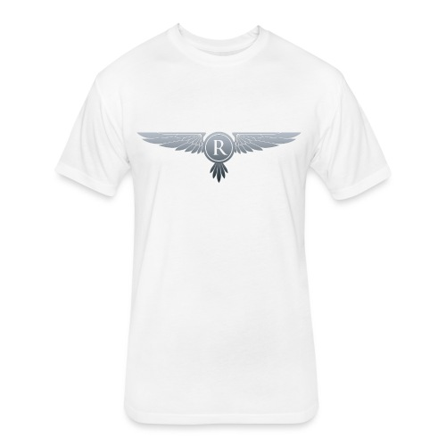 Ruin Gaming - Fitted Cotton/Poly T-Shirt by Next Level