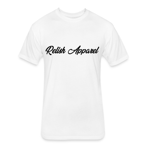 Relish Apparel - Fitted Cotton/Poly T-Shirt by Next Level