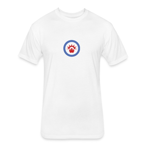 anzac - Fitted Cotton/Poly T-Shirt by Next Level