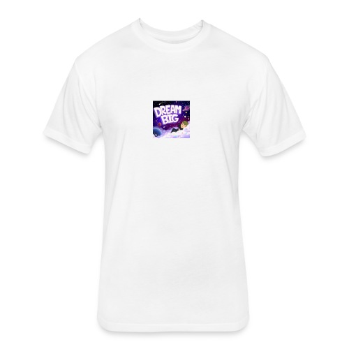 Buy this merch - Fitted Cotton/Poly T-Shirt by Next Level