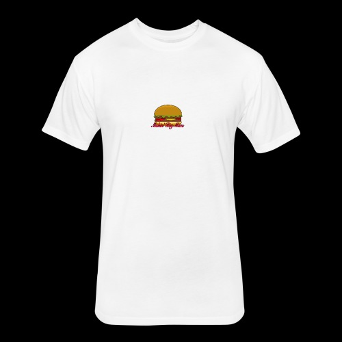 Makin Big Macs - Fitted Cotton/Poly T-Shirt by Next Level