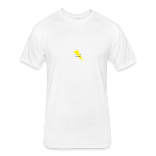 RocketBull Shirt Co. - Fitted Cotton/Poly T-Shirt by Next Level