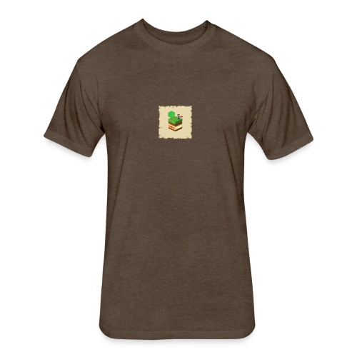 TurkiyeCraft - Fitted Cotton/Poly T-Shirt by Next Level