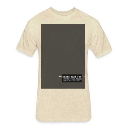 CITIES - Fitted Cotton/Poly T-Shirt by Next Level