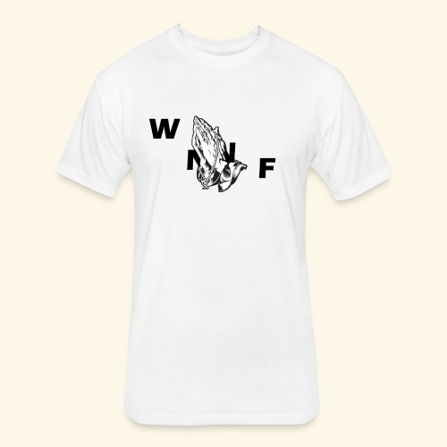 WNF Apperal - Fitted Cotton/Poly T-Shirt by Next Level