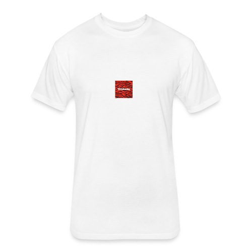 Terminal Square - Fitted Cotton/Poly T-Shirt by Next Level