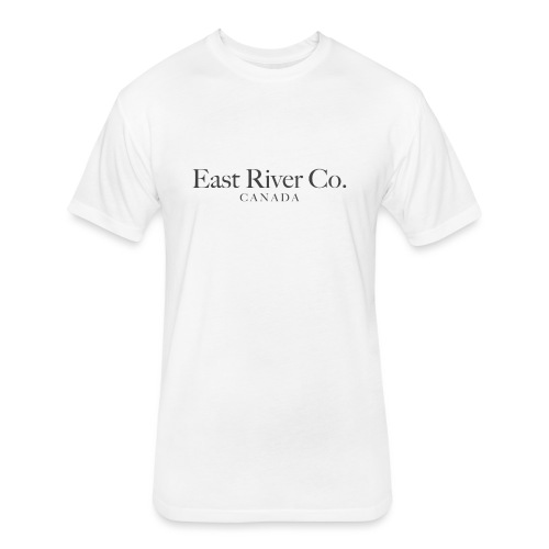 EastRiverCo Canada - Fitted Cotton/Poly T-Shirt by Next Level