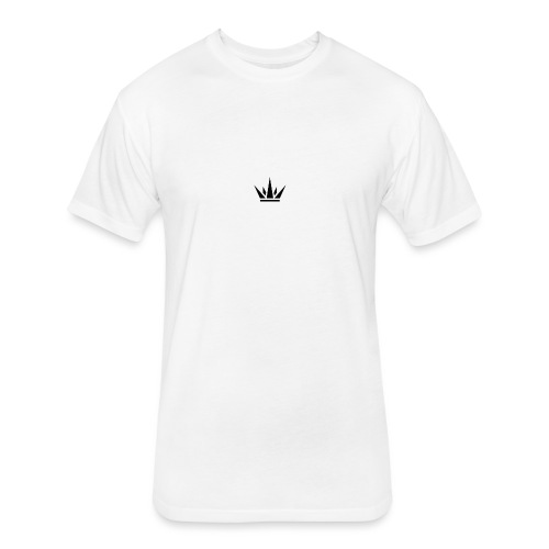DUKE's CROWN - Fitted Cotton/Poly T-Shirt by Next Level