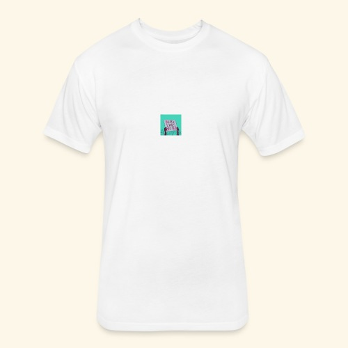black lives matter - Fitted Cotton/Poly T-Shirt by Next Level