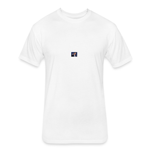 trump shirt - Fitted Cotton/Poly T-Shirt by Next Level