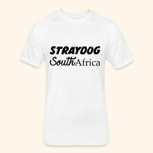 straydog clothing - Fitted Cotton/Poly T-Shirt by Next Level