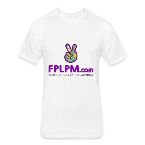 FPLPM.com - Fitted Cotton/Poly T-Shirt by Next Level