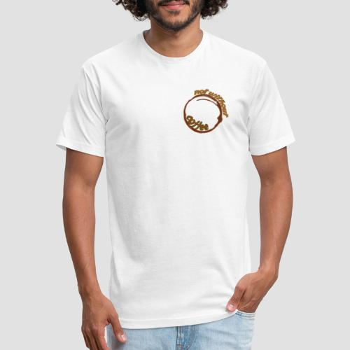 Can't Go Without Coffee - Fitted Cotton/Poly T-Shirt by Next Level