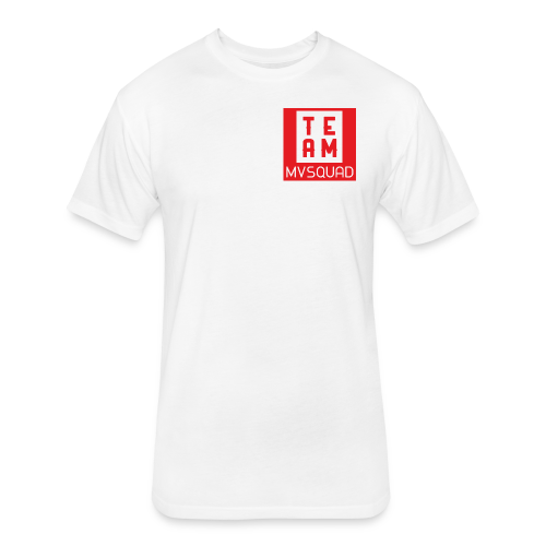Max Vlogs - Fitted Cotton/Poly T-Shirt by Next Level
