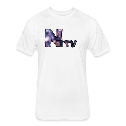 NTV - Fitted Cotton/Poly T-Shirt by Next Level
