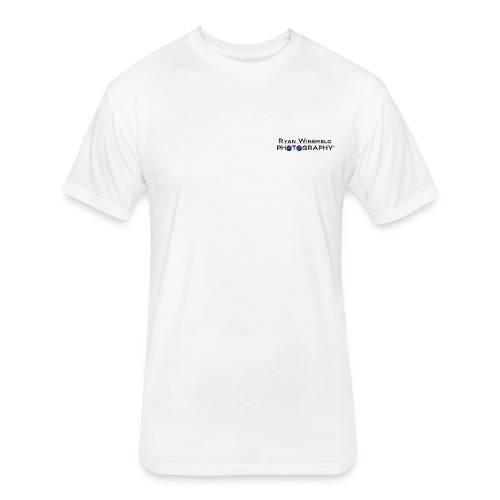 RWP Logo USE This One gif - Fitted Cotton/Poly T-Shirt by Next Level