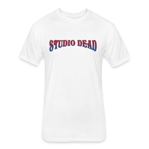 Studio Dead - Fitted Cotton/Poly T-Shirt by Next Level