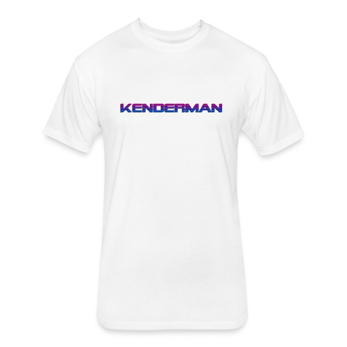 Kendermerch - Fitted Cotton/Poly T-Shirt by Next Level