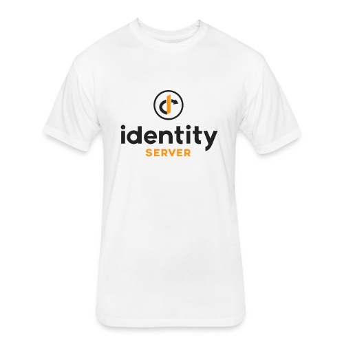 Idenity Server Mug - Fitted Cotton/Poly T-Shirt by Next Level
