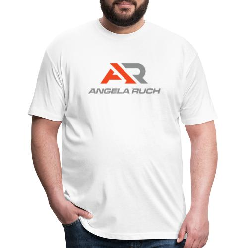 Angela Ruch - Fitted Cotton/Poly T-Shirt by Next Level