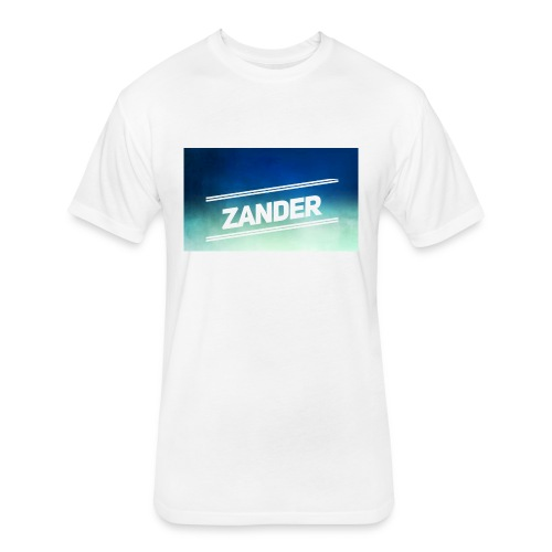 Zanders merch - Fitted Cotton/Poly T-Shirt by Next Level
