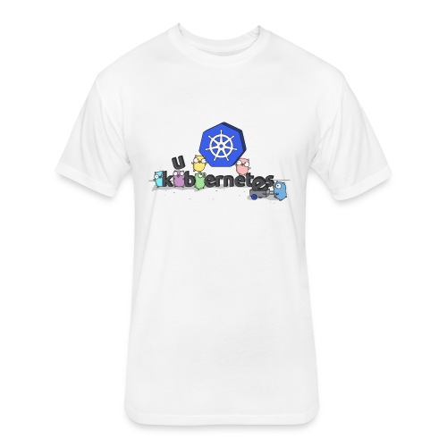 kubernetes golang - Fitted Cotton/Poly T-Shirt by Next Level