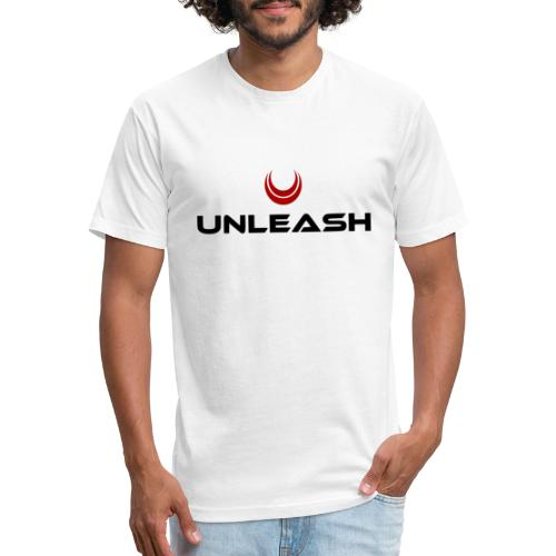 Unleash Energy - Fitted Cotton/Poly T-Shirt by Next Level