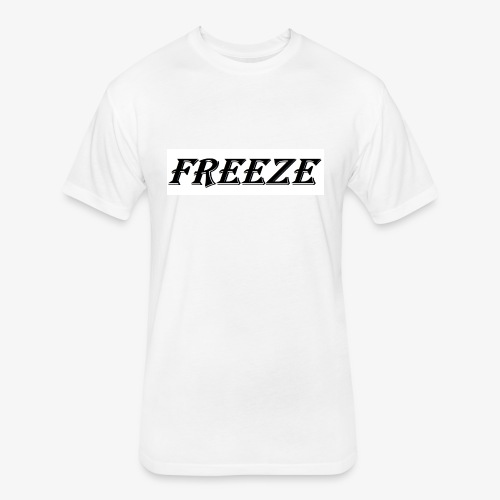 First Classic Tee - Fitted Cotton/Poly T-Shirt by Next Level