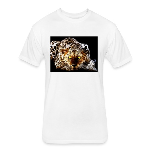 close for people and kids - Fitted Cotton/Poly T-Shirt by Next Level