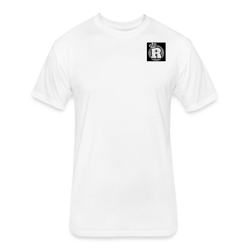 Royal Clan Merch - Fitted Cotton/Poly T-Shirt by Next Level